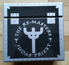 Judas Priest: 17 Japan Mini-LP CD + The Re-Masters Box