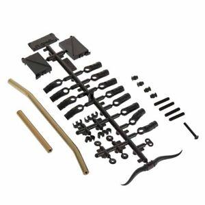 Axial AX31428 AR60 Steering Upgrade Kit Aluminum : SMT 10, RR10 , SCX10 II