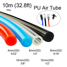 Pneumatic Tube Polyurethane Air PU Hose Pipe Resistant  Fluid Transfer Tubing