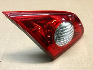 NISSAN ROGUE 2008 2009 2010 2011 2012 2013 LEFT DRIVER SIDE INNER TAIL LIGHT