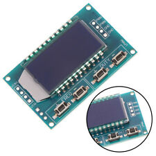 Signal generator PWM pulse frequency duty cycle adjustable module lcd 3.3V VU