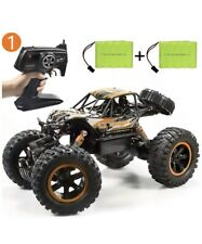 Remote Control Car, Fast RC Cars for Boys: Off-road monster toy truck