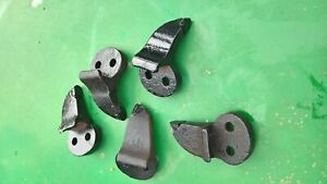 stump grinder teeth bolt set -bolts washers &nuts only