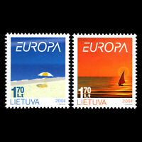 Lithuania 2004 - EUROPA Stamps - Holidays - Sc 766/7 MNH