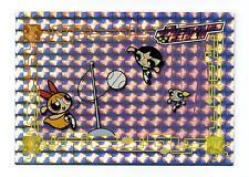 Artbox 2000 Powerpuff Girls Series 1 Silver Foil Pr09 Chase Card Tetherball