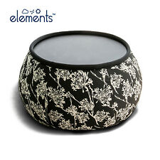 Exterior Table Black&White Pattern Table bean bag - OUTDOORS WATERPROOF table