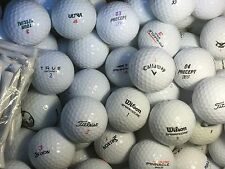 100 balles de golf, markenmix AAA-AA haute qualité