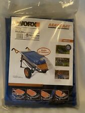 New Sealed WORX Aerocart Accessories 21 Gallon Water Bag WAO229