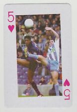 Football World Cup 2006 Playing Card single Patrick Kluivert Barcelona Holland