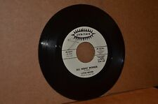 LITTLE BUSTER: ALL NIGHT WORKER; JUBILEE MISLABELED VG++ WLP NORTHERN SOUL 45