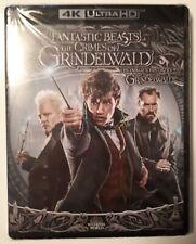 Fantastic Beasts The Crimes Of Grindelwald 4k Brand new sealed