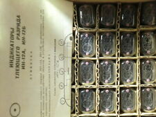 6 pcs IN-12A Russian nixie tubes. New