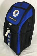 Blue Backpack Hit Promotional Products Wipro EcoEnergy Blue & Black