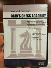Dean's Chess Academy (DVD) 2 Disc Set