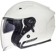 Casco MT Avenue SV blanco talla S