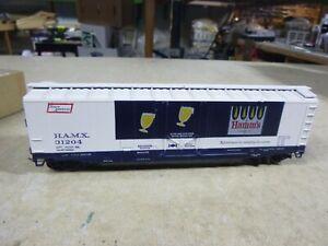 #788 HO ATHEARN BUILT-HAMM'S BEER 50' BOX CAR     KD'S