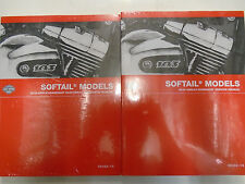 2016 Harley Davidson SOFTAIL MODELS Service Repair Shop Manual Set W Electrical