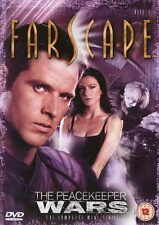 FARSCAPE: THE PEACEKEEPER WARS Movie POSTER 27x40 UK B