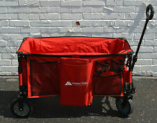 Ozark Trail TR-21727P Quad-Folding Wagon Cart