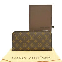 Authentic LOUIS VUITTON Portefeuille Insolite Monogram Fleuri M60226 #S312043