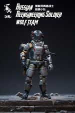 JOY TOY : Russian Reengineering Lonewolf Soldier Boris 1:18 Scale Action Figure
