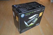Brand New HP Officejet Pro 8000 Wireless Color Inkjet Printer Auto-Duplex 35ppm