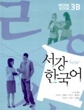 Sogang Korean 3B Workbook w/ CD Korean language