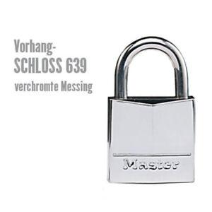 Master Lock 639D Vorhängeschloss