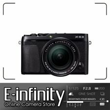 NUEVO FujiFilm X-E3 Kit with Fujinon XF 18-55mm f/2.8-4.0 R (Black)