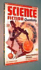 """Science Fiction Quarterly"" Vol 2 #4, August 1953 Pulp Magazine"