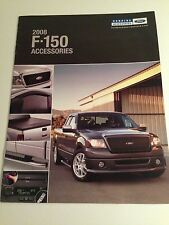 2008 Ford F150 16-page Accessories Sales Brochure