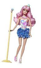 Mattel W1596 Barbie Fashionistas Rockstar, Puppe Cutie , NEU , OVP