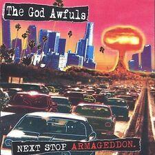 The God Awfuls - Next Stop Armageddon CD (Watch it Fall from Tony Hawk Wasteland