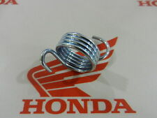 Honda XR 80 Spring Right Step Return Footpeg Genuine New
