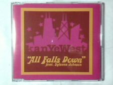 KANYE WEST SYLEENA JOHNSON All falls down cd singolo PR0M0 2 TRACKS
