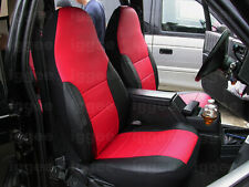 CHEVY BLAZER 1999-2005 IGGEE S.LEATHER CUSTOM FIT SEAT COVER 13 COLORS AVAILABLE