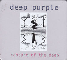 DEEP PURPLE - rapture of the deep CD metal box