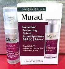 Murad Invisiblur Perfecting Shield Broad Spectrum Spf 30 Pa+ 0.17 oz / 5.0 mL