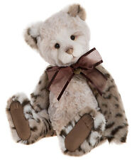 Genevieve collectable plush limited edition teddy by Charlie Bears - CB171746