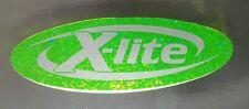 Adesivo Stickers Scooter 50 Moto X - lite Verde Fluorescente Veramente Bello Vai