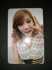 SNSD GIRLS' GENERATION MR.TAXI REPACKAGE TAEYEON PHOTOCARD IOI I.O.I Produce 101