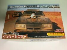 Aoshima Mad Max 2 The Road Warrior Interceptor Plastic Model Kits 1/24 Japan.