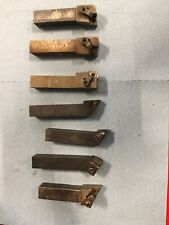 New ListingLot. Misc Lathe Insert Holders. One Price For All