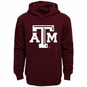 NCAA Outerstuff Texas A&M Aggies Kids Sweatshirt Hoodie Size M 5-6