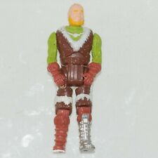 Vintage 1980's Kenner Mask Action Figure Bulldog Boris Bushkin