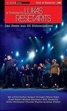 A TRIBUTE TO LUKAS RESETARITS (Josef Hader, Michael Niavarani u.v.a.) 2 DVDs NEU