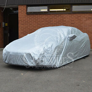 PREMIUM HEAVY FULLY WATERPROOF CAR COVER COTTON LINED HONDA S2000 1999 ONWARDS