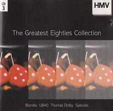 80's - SHEENA EASTON / JAKI GRAHAM / PAUL HARDCASTLE / KAJAGOOGOO ETC.- CD