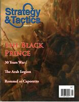 Strategy & Tactics # 260 - The Black Prince, 30 Years War, The Arab Legion