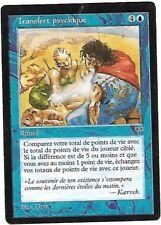 Carte Magic the Gathering: Transfert psychique (éd: mirage)